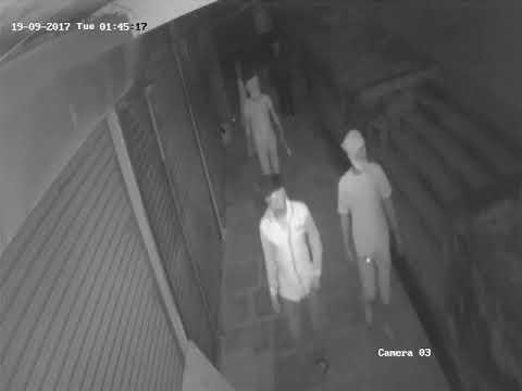 ಸರಣಿ ಕಳ್ಳತನ ಬಾಗಲಕೋಟ ಜಿಲ್ಲೆ ಲೋಕಾಪೂರ / The serial theft is Bagalkot district Lokapura