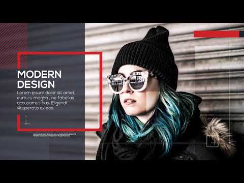 ▶BUSINESS PRESENTATION - AFTER EFFECTS PROJECT FILES - PRODUCT PROMO - COMMERCIALS