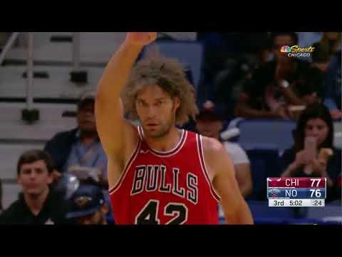 Chicago Bulls vs New Orleans Pelicans - 3 October 2017 - NBA Pre-Season Highlights