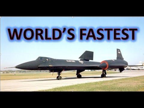 Area 51 - SR-71 Blackbird's Predecessor - the YF-12
