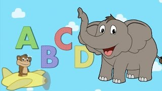 ABC Sing-Along ♫ Animated Kids' Song