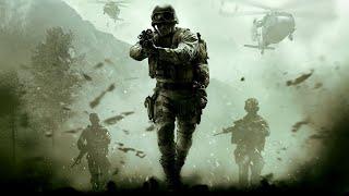 Прохождение Call Of Duty 4 на сложности Ветеран | Первый стрим
