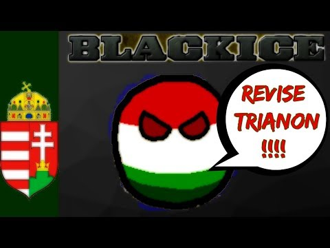 REVISE TRIANON - Hearts of Iron IV Black ICE(2.5) Hungary