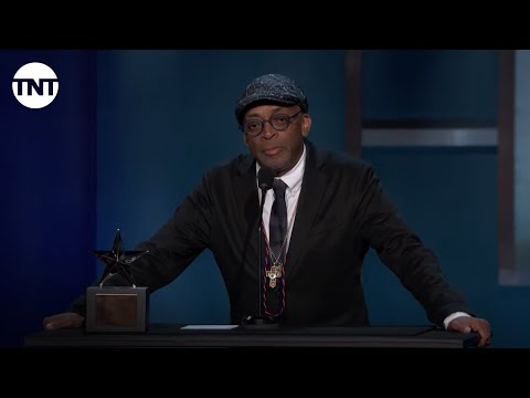 Spike Lee Tribute to Denzel Washington | AFI 2019 | TNT