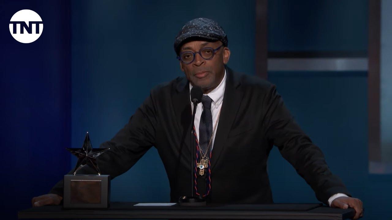 Download Spike Lee Tribute to Denzel Washington | AFI 2019 | TNT