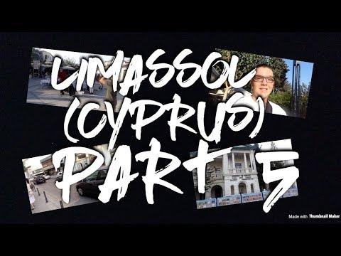Limassol (Cyprus) Part 5 (Last Part) Old Town,Anexartisias Street | ЖизньАриса