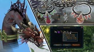 RS3 | QBD - Solo ARAXXOR Hunt - Blood Necklaces | Runescape 3 Progress Ep. 1
