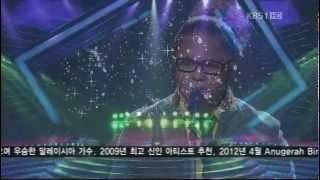 HAFIZ (Malaysia) - Awan Nano (ABU TV Song Festival 121014)