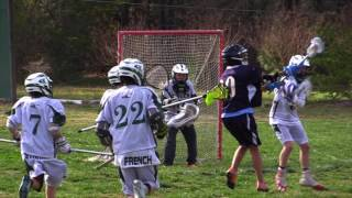 Ware LAX  vs HRA
