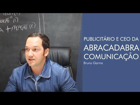 Bruno Garms | Publicitário e CEO da Abracadabra Comunicação