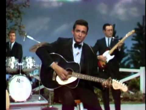 Johnny Cash and the Tennessee Three LIVE Medley 1967