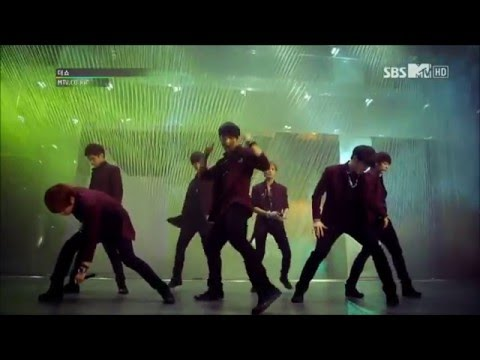 BTOB - Lover Boy MV (MTV ver.)