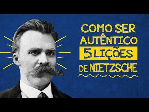 5 Lições De Nietzsche | Friedrich Nietzsche | Filosofia