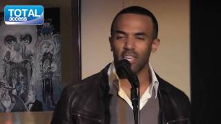 Craig David - Hot Stuff (Lets Dance) live acoustic