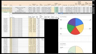 M1 Finance Growth Portfolio Spreadsheet September Update Investing Small Amounts of Money Regularly