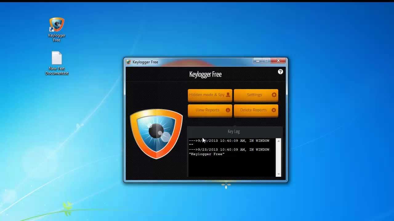 Keystroke Logger Full Version free download