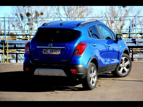 opel mokka 1 4 turbo 4x4 test moto youtube. Black Bedroom Furniture Sets. Home Design Ideas