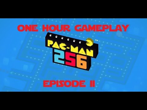 Pac-man 256 Xbox One Multiplayer One Hour Gameplay Episode #2