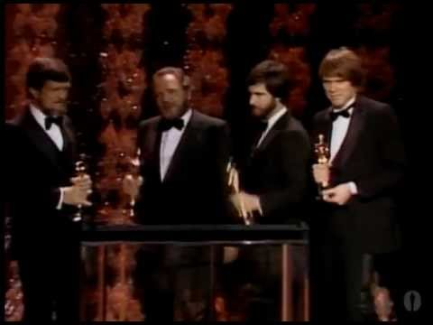 Raiders of the Lost Ark Wins Visual Effects: 1982 Oscars