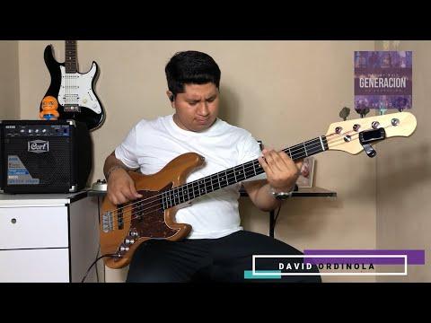 Hosanna - Wesley Ruiz (Marco Barrientos) - Bass Cover & Tutorial // [Descarga Los Charts ↓]