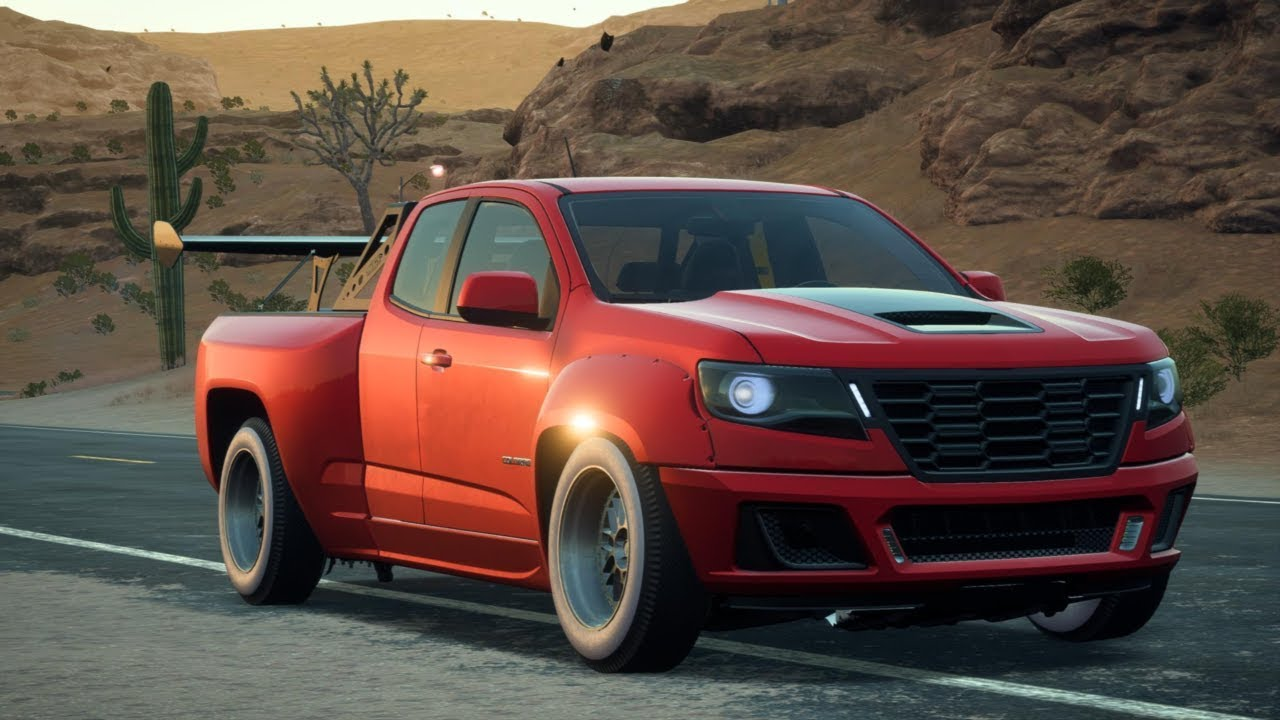 Need For Speed Payback Chevrolet Colorado Zr2 Youtube