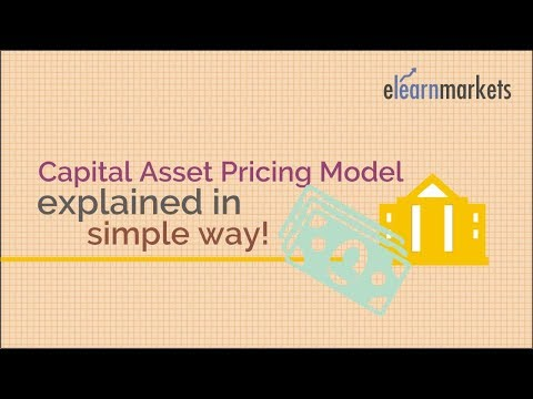 What is Capital Asset Pricing Model? Explained in Simple Language