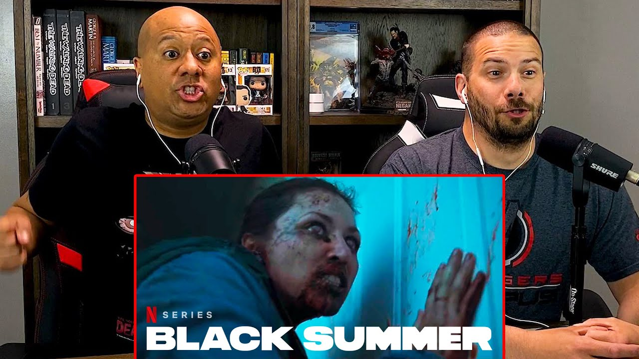 "Download Black Summer 1x1 ""Human Flow"" Reaction | Season 1 Netflix Series"