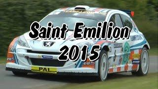 Vid�o Rallye du Saint Emilion 2015