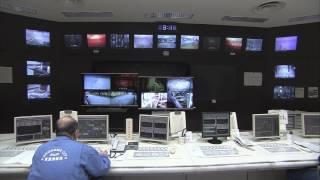 焼却工場見学ガイド⑧中央管制室(インドネシア語)