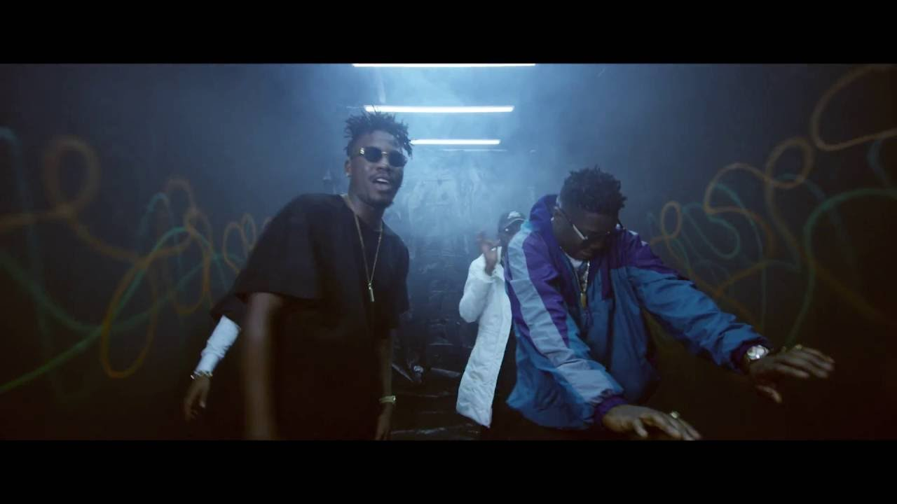 Download SHOBZY- ERUKU REMIX (feat. CDQ, DREMO and YCEE) [Official Video]