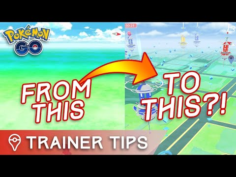 HOW TO ADD NEW POKÉSTOPS AND GYMS IN POKÉMON GO