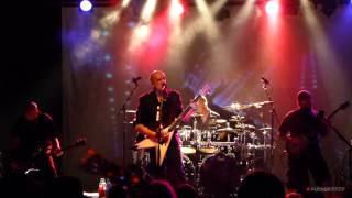 Devin Townsend - C-Club 11.12.12 - Planet of the Apes