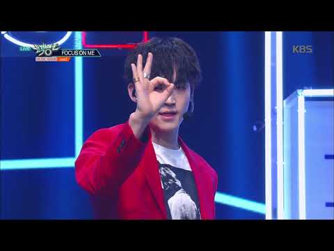 FOCUS ON ME - Jus2(저스투) [뮤직뱅크 Music Bank] 20190308