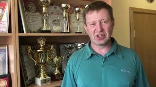 Дмитрий Долгих руководитель Федерации судомодельного спорта