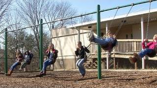 Playground Safety -- Swings And Slides