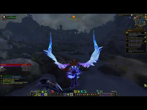 WoW Legion - Azsuna Chapter 5: Mak'rana and the Fate of the Queen's Reprisal