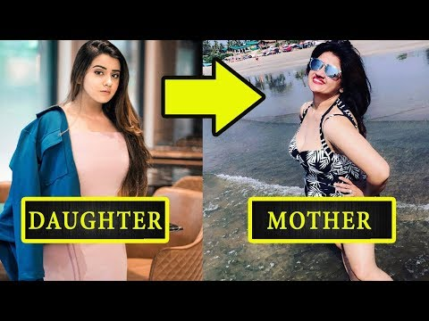 Top 10 Real Life Mom & Children Acting Jodi Of Indian Television