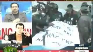 TALIBAN LIVE CALL THREATNING EXPRESS NEWS   Video Dailymotion