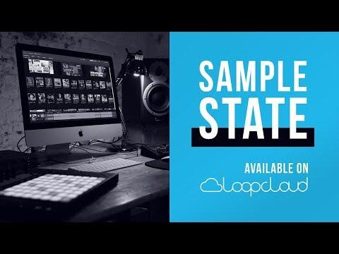 Samplestate is now on Loopcloud | Tech House Minimal Loops Samples Sounds