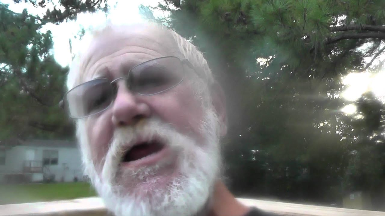 Angry Grandpa Dead >> Angry Grandpa's Near Death Experience - YouTube