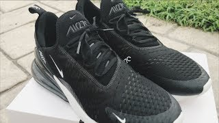 pretty nice 58668 df4c7 Nike Air Max 270 Unboxing ...