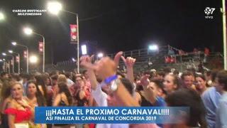 EN VIVO Carnaval de Concordia OFICIAL