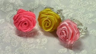 Diy How To Make Small Rose Ring, Diy, Tutorial