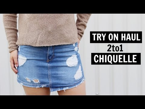 2to1 TRY ON HAUL - chiquelle