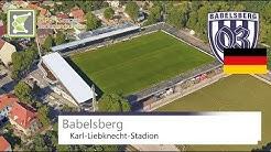 Karl-Liebknecht-Stadion ● SV Babelsberg 03 & 1. FFC Turbine Potsdam ● 2017