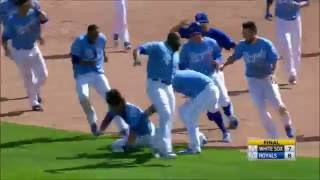 The Kansas City Royals Epic Comeback Over The Chicago White Sox