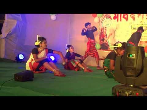 De Dol Dol Dol,Tol Pal Tol (Hemanta & Lata) || Live Performance On Atmaj Kala Kendra (Madhab Pur) ||