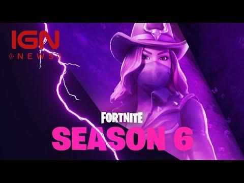 Fortnite Season 6 Teaser #2 Image Revealed - IGN News