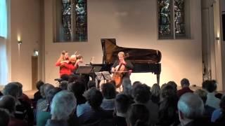 Artonis Pianotrio - Vredenburg - Dvořák Dumkytrio