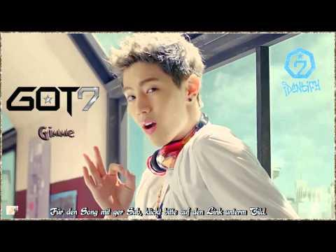 MV HD GOT7 – Gimme k-pop [german Sub]